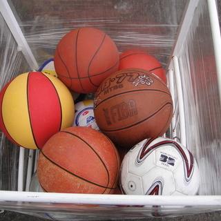 ボール各種 バレーボール サッカー バスケット