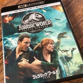 ジュラシック・ワールド 炎の王国[4KUHD+Blu-ray]