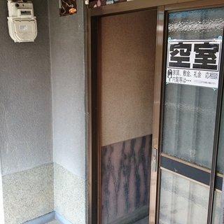 ♬ジモティー限定♬ 初期費用お得ヽ(´▽`)/! 文化住宅!<東J>
