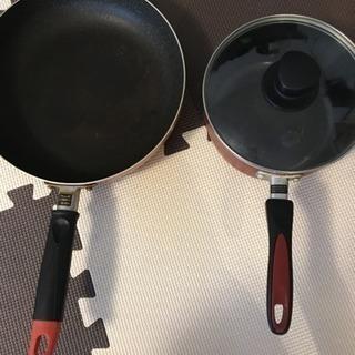 フライパン 片手鍋 セット