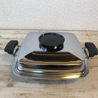 中古 揚げ物鍋
