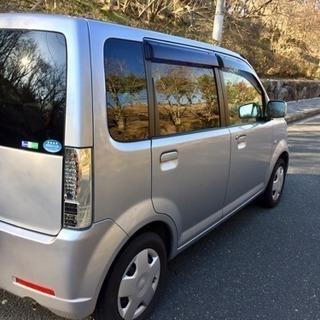 三菱ekワゴン限定車   初年度H25年式  検査付き今年2月に...