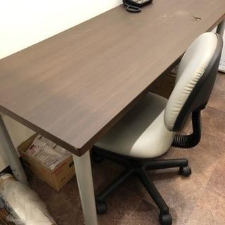 大きめのデスク テーブル