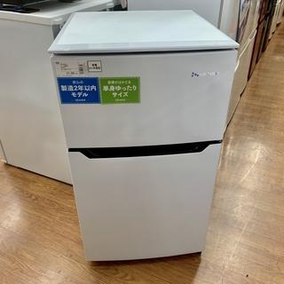 Hisenseの2ドア冷蔵庫