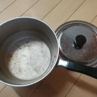 ガス用アルミ小鍋