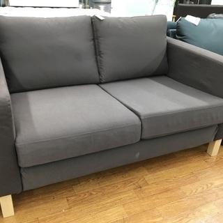 軽トラック1時間無料貸し出しあり!IKEAの二人掛けソファー
