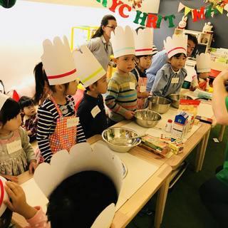[英語イベント] 外国人シェフと一緒に親子クッキング in 大阪 (デコレーションクッキー作り) - 大阪市