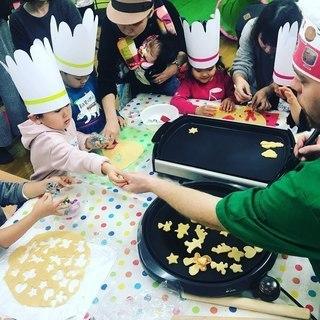 [英語イベント] 外国人シェフと一緒に親子クッキング in 大阪 (デコレーションクッキー作り) - 教室・スクール
