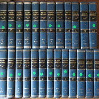 英語 百科事典 全巻30冊セット 裁断済み 汚れあり