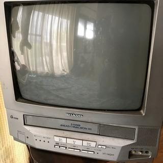 【緊急】シャープテレビデオ&ブラウン管テレビ