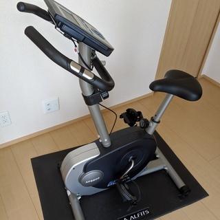 【無料!!】【ほぼ新品】フィットネスバイク アルインコ AF62...