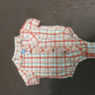 サイズ70 GAP半袖 ロンパース