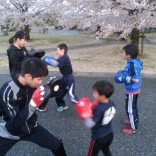 中津市 ボクシング スポーツジム キッズボクシング ダイハツアリ...