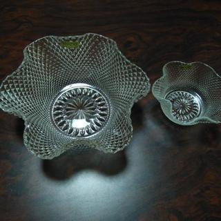 クリスタルガラス器