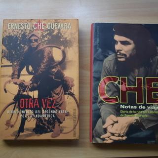 チェ・ゲバラ 著書2冊 (スペイン語)