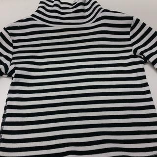 【80サイズ】a.v.v. のタートル長袖Tシャツ