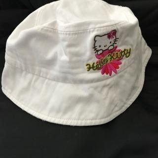 ハローキティの帽子