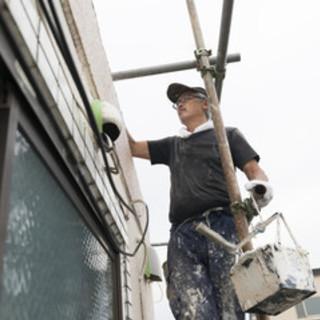 【未経験OK】建築塗装職人補助(見習い)