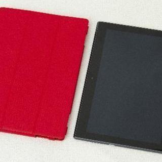 SoftBank 10インチタブレット Lenovo Tab4