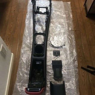 Audi TT(FV)の純正アームレストセット