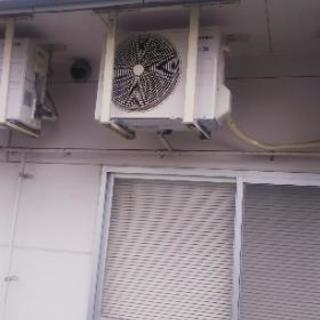 徳島エアコン工事やってます。