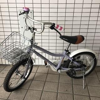⦅中古⦆khodaa broom  子供用 自転車 16インチ