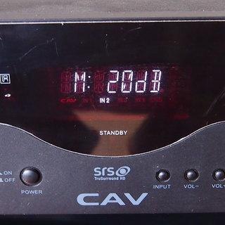 ♪サウンドスピーカー付きテレビ台 CAVジャパン THRF-9...