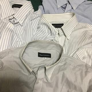 紳士Yシャツ半袖×4点セット