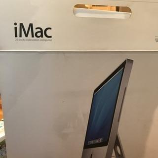 iMac 20 インチ 中古