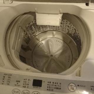 洗濯機、冷蔵庫、電子レンジの3点セット