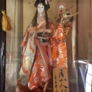 尾山人形(日本人形)売ります