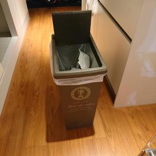 ゴミ箱(45L用)差し上げます。