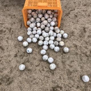 硬式野球練習球  120球セット