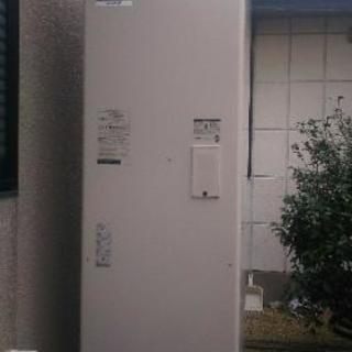 徳島電気温水器交換工事しています。