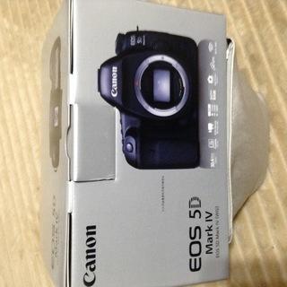 Canon EOS 5D MarkⅣ ボディ 新品
