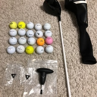キャロウェイ  ゴルフ ドライバー  ロストボール20個セット