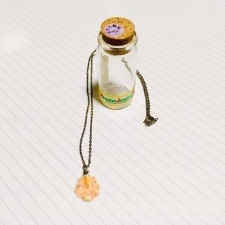 【新品】ハイビスカスのネックレス