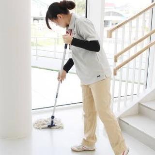【急募‼️】県立高校のお掃除業務 ※未経験者大歓迎