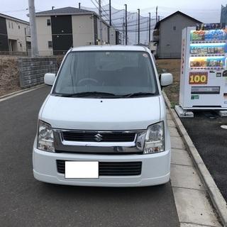 総額16万円😉ワゴンRFX😉MH21S😉パール😉車検10月まで有...