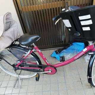 美品 子供乗せ自転車
