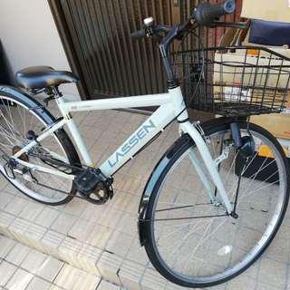 美品 自転車