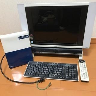 美品 FMV デスクトップ PC
