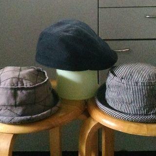 帽子 3セットで Hat ハンチング