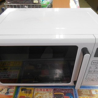 【J-1488】 ハイアール オーブンレンジ JM-V16B