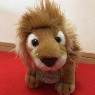AURORA ライオン ぬいぐるみ