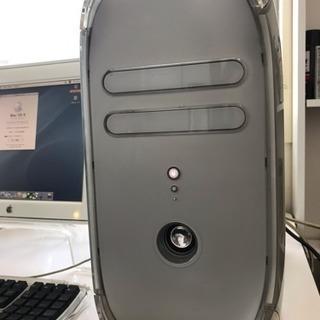 決まりました!Power Mac g4 クイックシルバー 本体+...