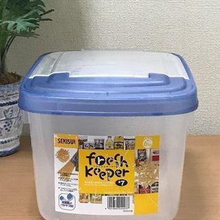 値下げ【セキスイ】フレッシュキーパー/食品保存ケース/米びつ/スト...