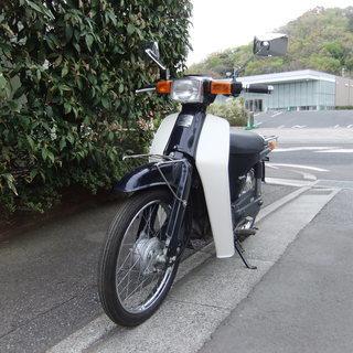スズキ バーディー50(4サイクル) BA41A ほぼ新車に近い...