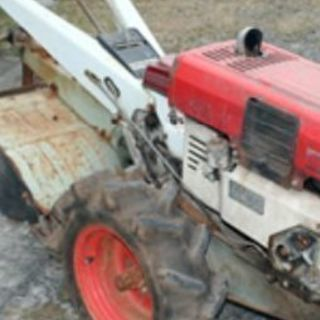 農耕機 農業器具 耕運機 機械 不動 サビ お引き取りさせてくだ...