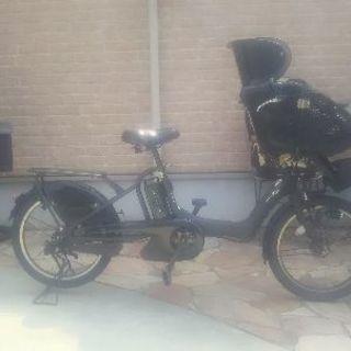ヤマハ電動自転車『パスキッスミニ』